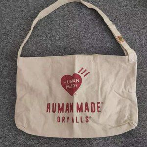 Human Made Polar Bear Tote Bag